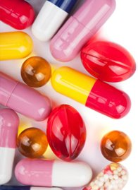 Synthetic Vitamin Supplements