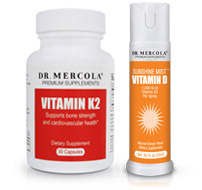 Vitamin K2 Plus Vitamin D Spray