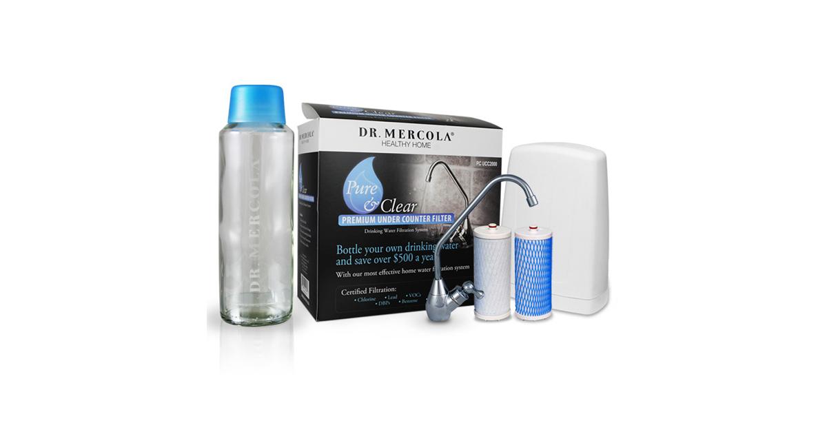 Mercola Water Filters   Dr. Mercola