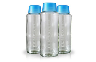 Pure and Clear Water Bottle 3-Pack and 1 FREE Water Bottle Tote