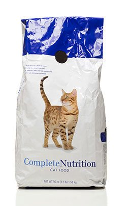 complete pet food