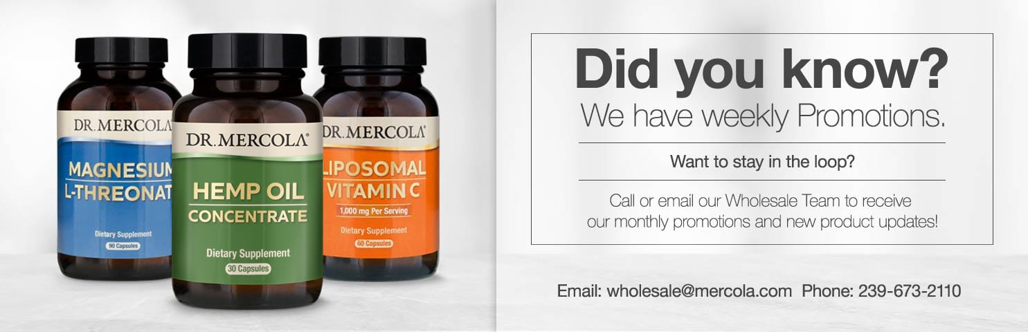 Mercola Pet Promo Desktop