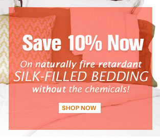Mercola Silk Bedding