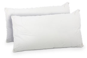 American Wool Pillow King 2-Pack