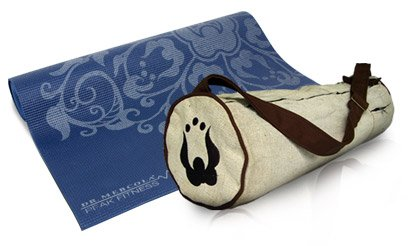 Earth Friendly Yoga Mat and Bag