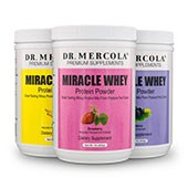 miracle whey protein powder