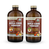 Organic Apple Cider Vinegar: Create Your Own 3-Pack