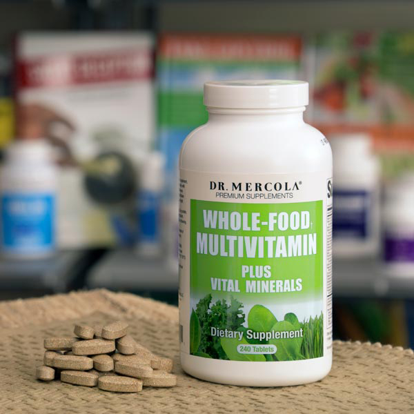 Whole-Food Multivitamin