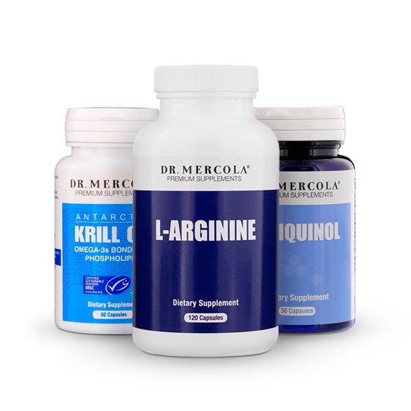 Cardio Support Pack