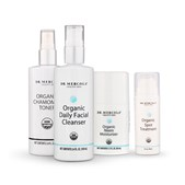 3-Step Facial Kit for Sensitive Skin + Free Spot Treatment