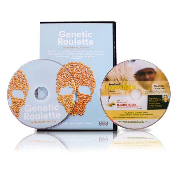 Genetic Roulette DVD: 2 DVDs