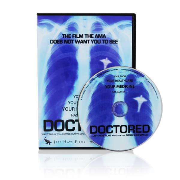 Doctored DVD: 1 DVD