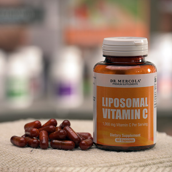 Vitamin C (60 per bottle): 90 Day Supply