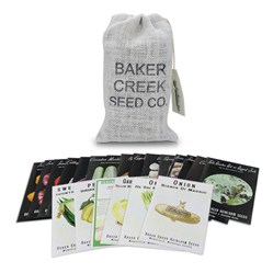 Heirloom Variety Seed Collection (26 Packs): 1 bag