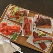 Alaskan Wild Smoked Salmon Sampler