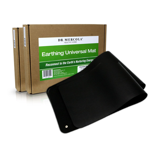 Earthing Universal Mat with Cover - 1 unit