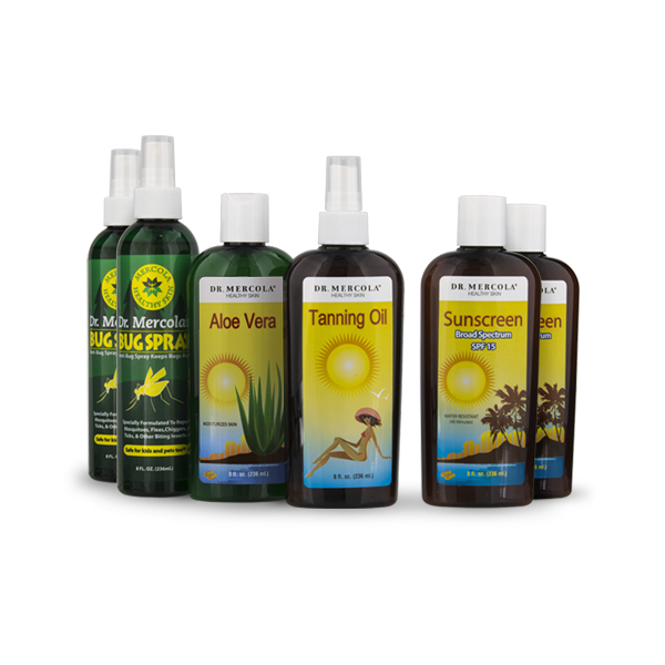 Complete Outdoor Essentials Kit SPF15
