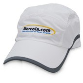 Mercola Training Hat