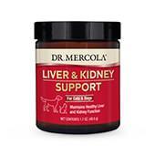 Apoyo para el Hígado y Riñón de Mascotas