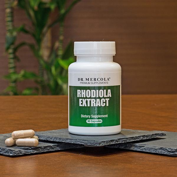 Extracto de Rhodiola