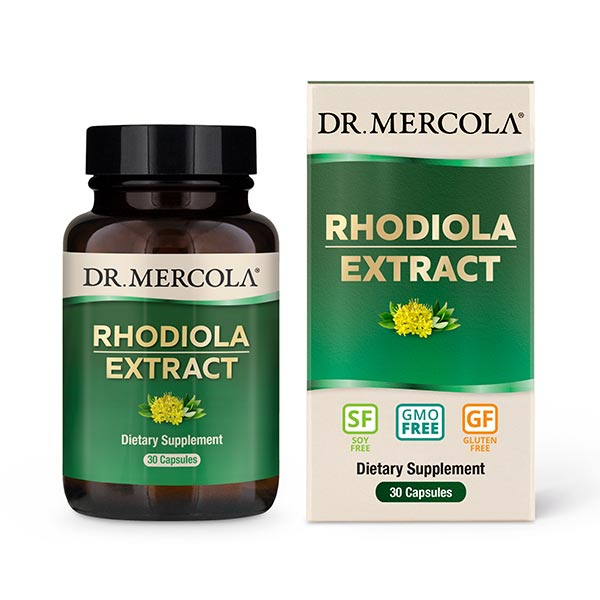 Rhodiola Extract (340 mg)