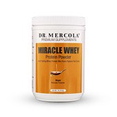 Miracle Whey Maple (11 Servings): 1 Container