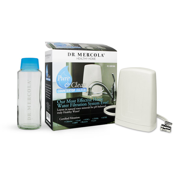 Countertop Drinking Water Filter