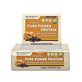 Pure Power Peanut Butter Protein Bars (12 bars per box): 1 box