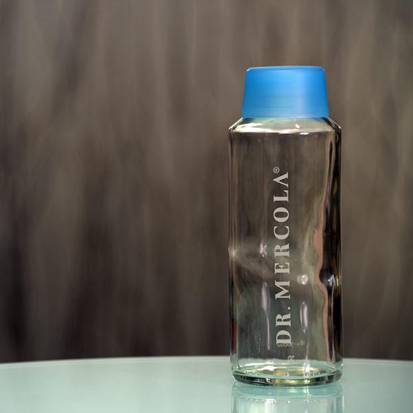 Botella de Vidrio para Agua