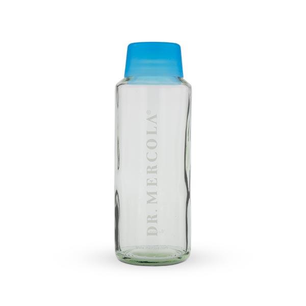 Botella de Vidrio para Agua (18 oz.): 1 botella