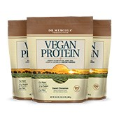 Vegan Protein Sweet Cinnamon (30 Servings): 3-Pack