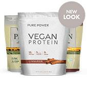 Vegan Protein Create Your Own: 3-Pack