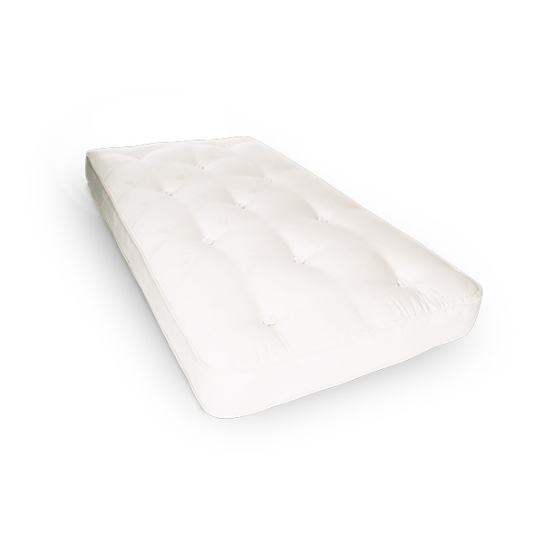 American Wool Mattress (Queen) with White Glove Delivery