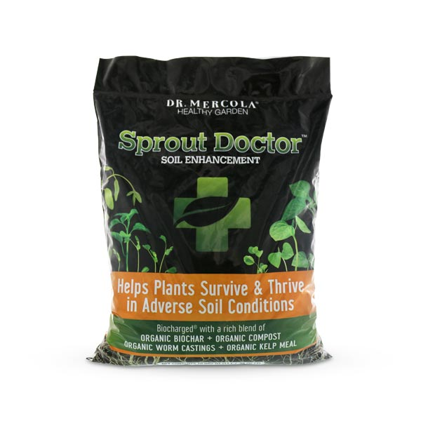 Sprout Doctor Soil Enhancement (0.38 Cu. Ft.)