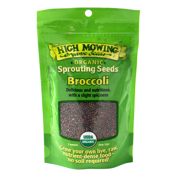Brocolli Sprouts - Buy One Get One