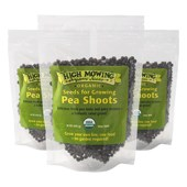 Pea Shoots (16 oz. Bag): 3-Pack