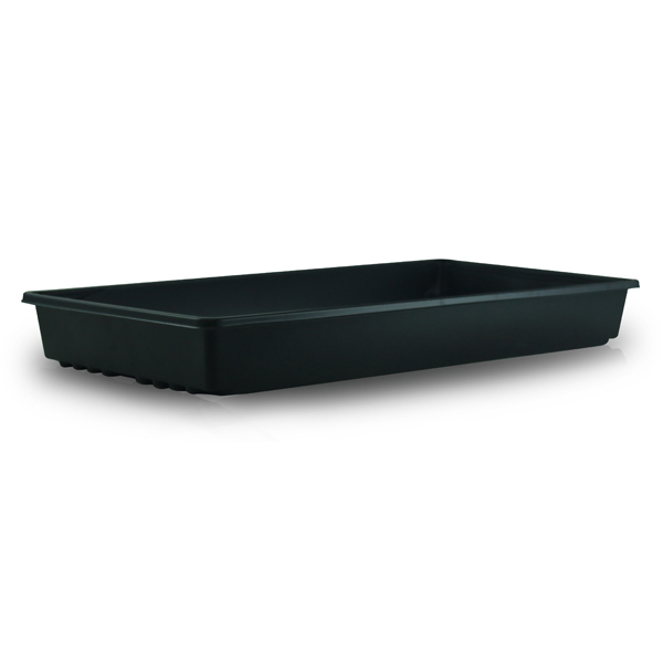 Sprouting Tray Bottom (10 x 20): 3-Pack