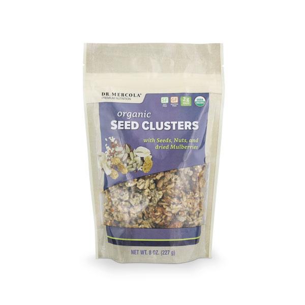 Bolitas de Semillas Orgánicas con Mulberries Secos (8 oz.): 1 Bolsa