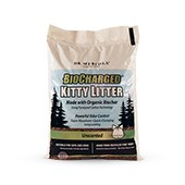 BioCharged Kitty Litter