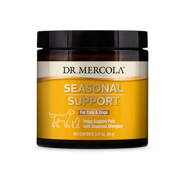 Seasonal Support for Pets (3.17 oz. per Container): 1 Container