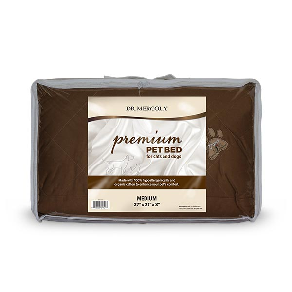 Premium Pet Bed (Medium): 1 bed