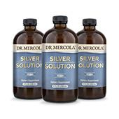 Silver Solution Refill (8 fl. oz.): 3-Pack