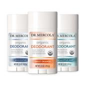 Organic Deodorant: Create Your Own 3-Pack