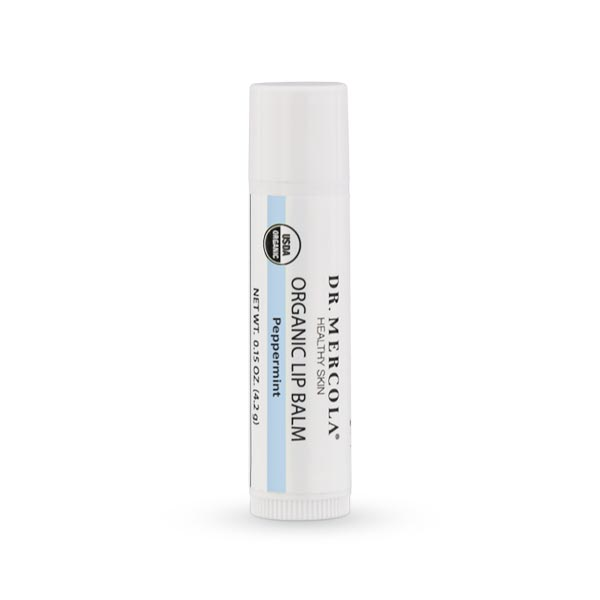 Lip Balm Peppermint: 1 stick
