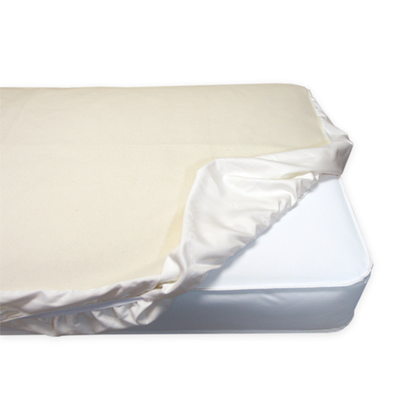 Organic Cotton Waterproof Crib Pad