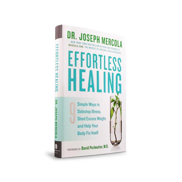 Effortless Healing Dr. Mercola: 1 libro