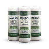 Bamboo Reusable Kitchen Towels