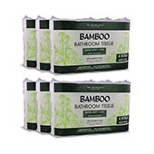Bamboo Bathroom Tissue
