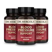 Blood Pressure Support (30 per bottle): 90 Day Supply