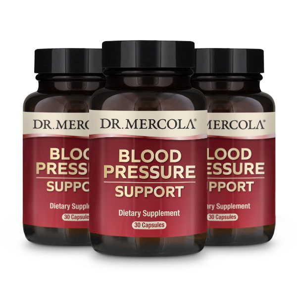 Blood Pressure Support 3-Pack